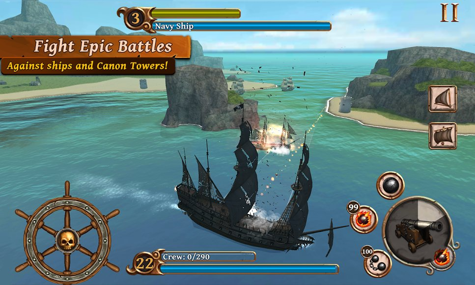 Download Ships Of Battle  Age Of Pirates  Mod Unlimited