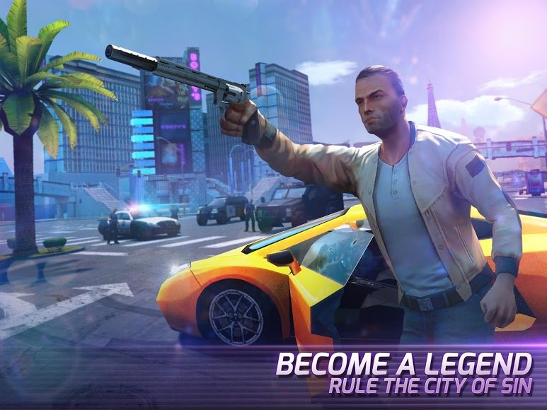 Easy way to get money in gangstar vegas mod apk