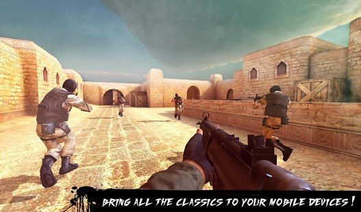 Screenshot Counter Terrorist 2-Gun Strike