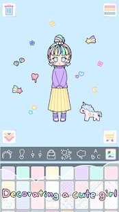 Screenshot Pastel Girl