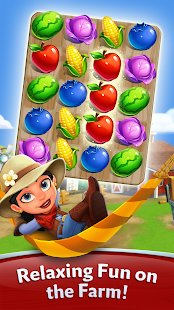 Screenshot FarmVille: Harvest Swap