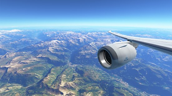 Screenshot Infinite Flight - Flight Simulator