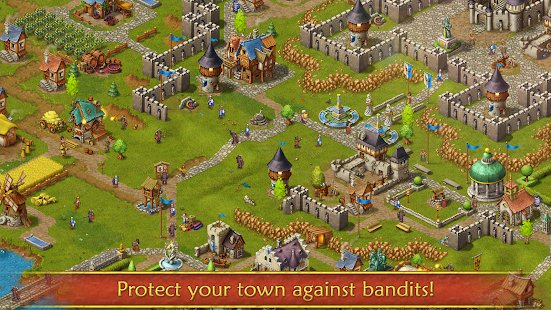 Screenshot Townsmen Premium