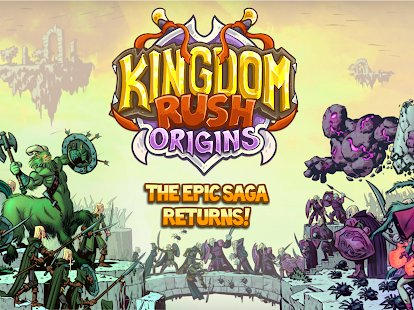 Screenshot Kingdom Rush Origins