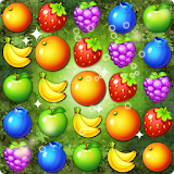Icon Fruits Forest : Rainbow Apple