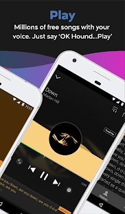 Screenshot SoundHound ∞ - Music Discovery & Hands-Free Player