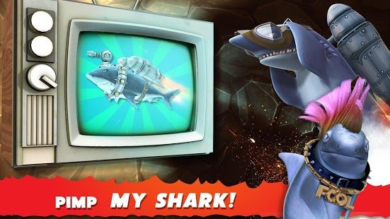 Screenshot Hungry Shark Evolution