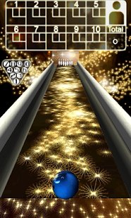 Screenshot 3D Bowling