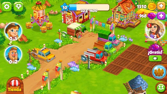 Screenshot Top Farm