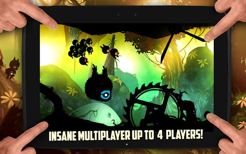 Screenshot BADLAND