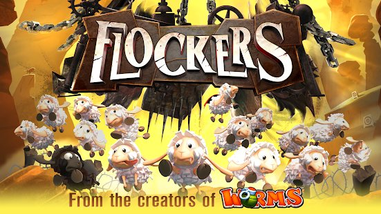 Screenshot Flockers