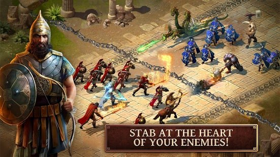 Screenshot Age of Sparta