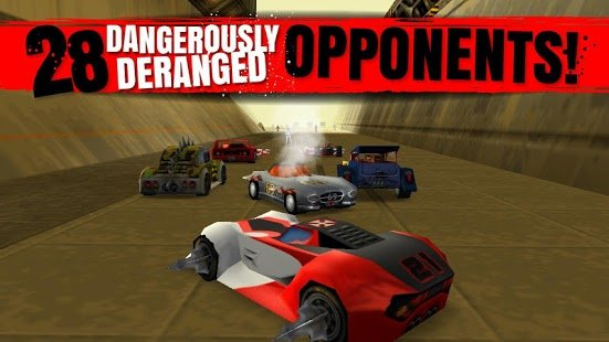 Screenshot Carmageddon