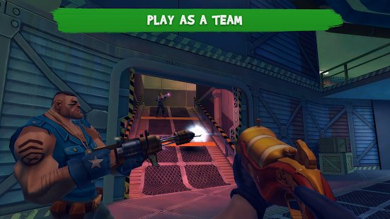 Screenshot Blitz Brigade - Online FPS fun