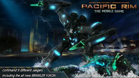 Screenshot Pacific Rim