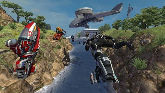 Screenshot Riptide GP2