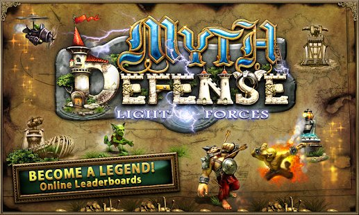 Screenshot Myth Defense LF free