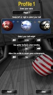 Screenshot My Bowling 3D