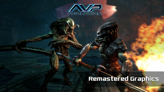 Screenshot AVP: Evolution
