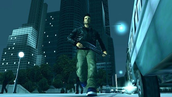Screenshot Grand Theft Auto III