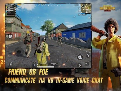 Screenshot PUBG MOBILE