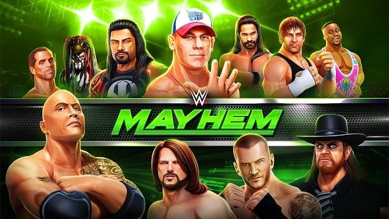 Screenshot WWE Mayhem