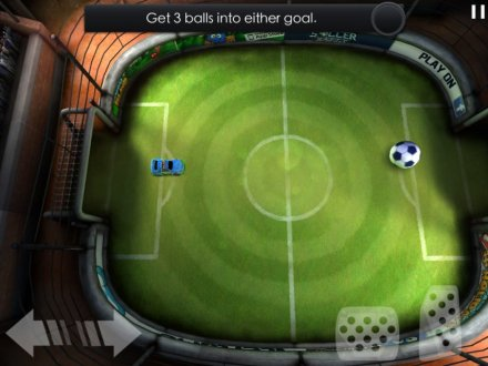 Screenshot Soccer Rally Arena