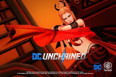 Screenshot DC: UNCHAINED