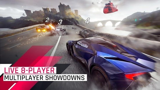 Screenshot Asphalt 9: Legends