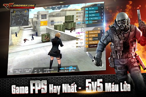 Screenshot CrossFire: Legends