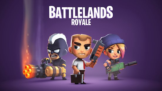 Screenshot Battlelands Royale