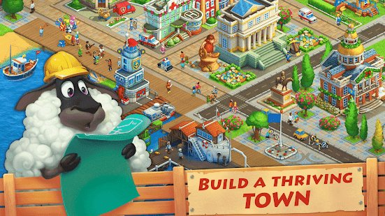 Screenshot Township