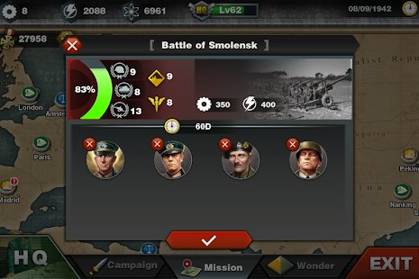 Screenshot World Conqueror 3