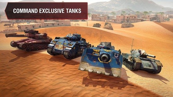 Screenshot World of Tanks Blitz
