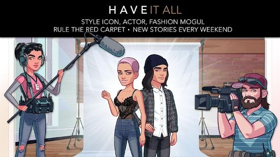 Screenshot KIM KARDASHIAN: HOLLYWOOD