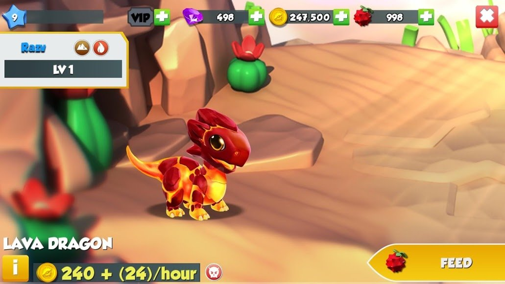 dragon mania hacked games free download