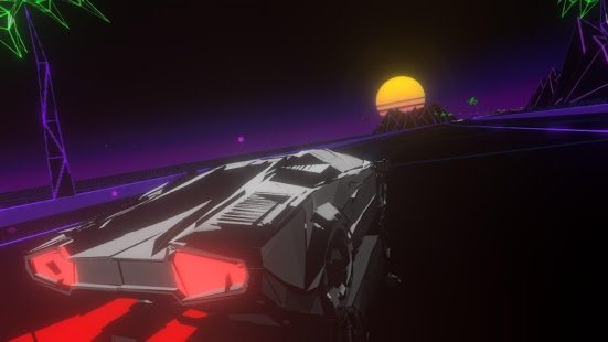 Screenshot Music Racer