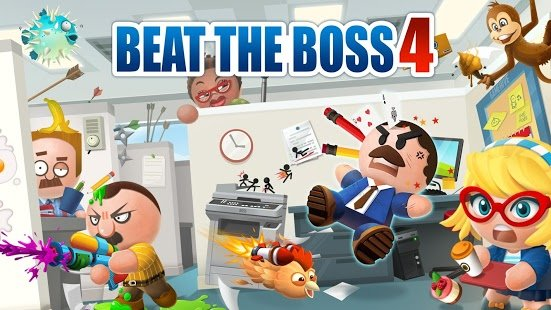 Screenshot Beat the Boss 4