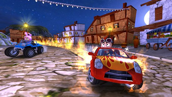 Screenshot Beach Buggy Racing