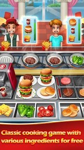 Screenshot Cooking Chef