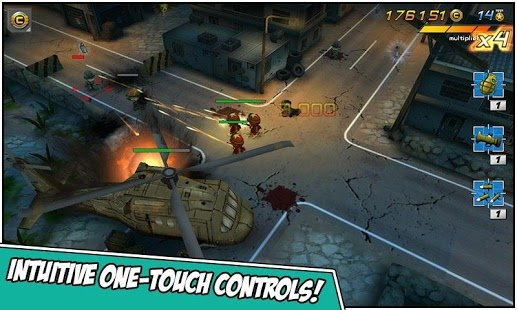 Screenshot Tiny Troopers 2: Special Ops