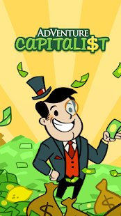Screenshot AdVenture Capitalist