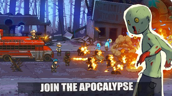 Screenshot Dead Ahead: Zombie Warfare