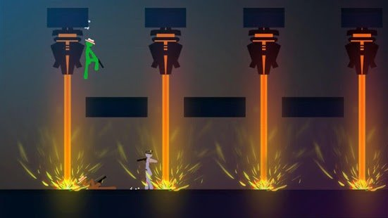 Screenshot Stickman Fight: The Game