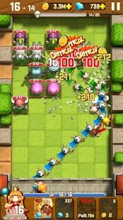 Screenshot Monster Breaker Hero