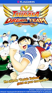 Screenshot Captain Tsubasa: Dream Team