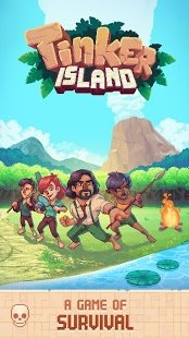 Screenshot Tinker Island - Pixel Art Survival Adventure