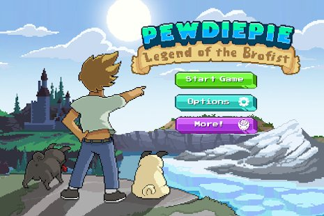 Screenshot PewDiePie: Legend of Brofist