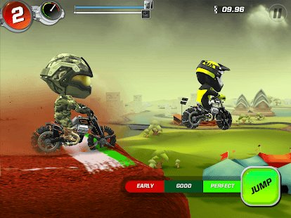Screenshot GX Racing