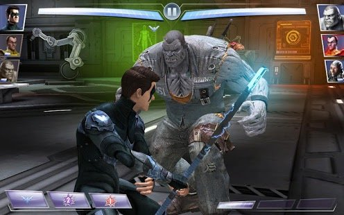 Screenshot Injustice: Gods Among Us